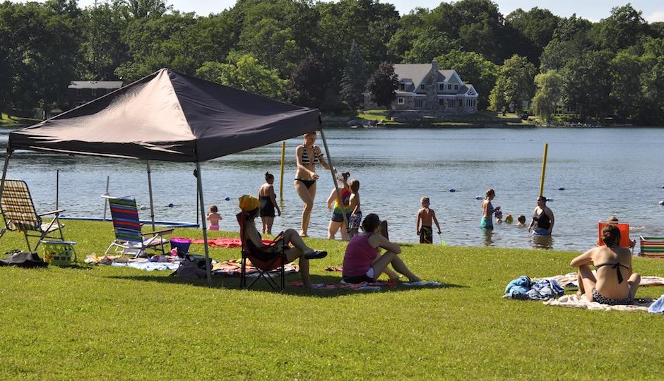 Activities At Sylvan Lake Beach Park