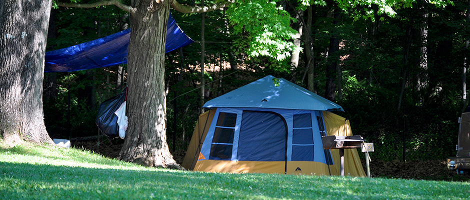 Campground Features & Rates | Sylvan Lake Beach Park